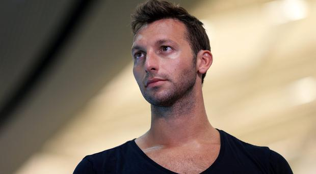 Five-time Olympic gold medallist Ian Thorpe
