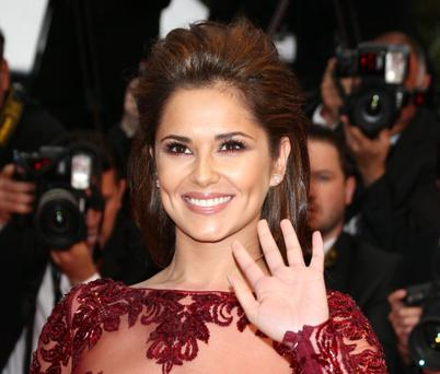CANNES, FRANCE - MAY 18: Singer Cheryl Cole attends the 'Jimmy P. (Psychotherapy Of A Plains Indian)' Premiere during the 66th Annual Cannes Film Festival at the Palais des Festivals on May 18, 2013 in Cannes, France. (Photo by Andreas Rentz/Getty Images)