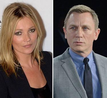 The former News of the World reporter Dan Evans hacked into the phone of the supermodel Kate Moss and listened to an apparent declaration of love from the James Bond actor Daniel Craig, a court has heard.
