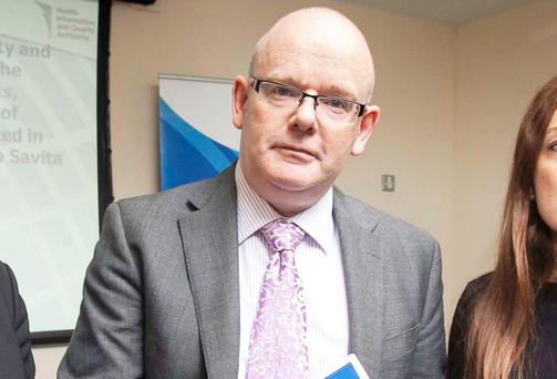 Hiqa chief executive Phelim Quinn