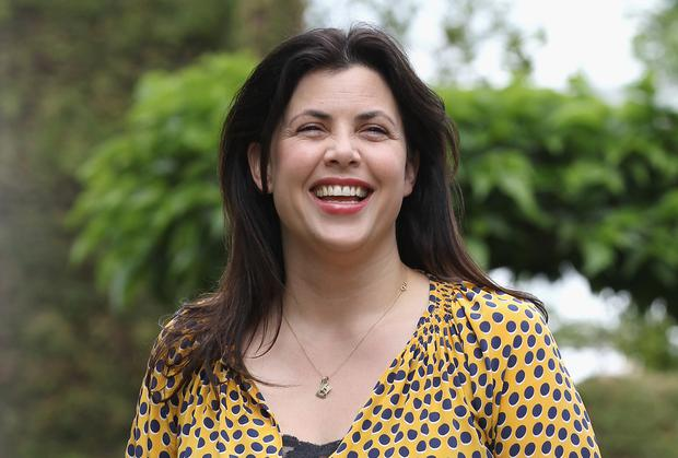 Kirstie Allsopp: Doesn't 'nag' her husband to help out with the housework.