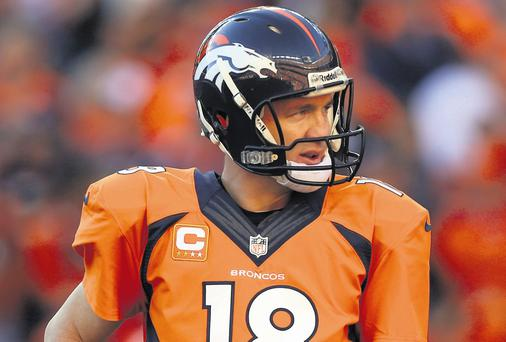 For all his record breaking, Peyton Manning has only won one Super Bowl