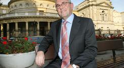 John McGuinness, chairman of the Public Accounts Committee