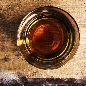 A young man in Dublin has died after apparently downing a pint of whiskey as part of a social media trend