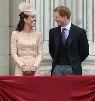 Kate Middleton is giving Prince Harry relationship advice