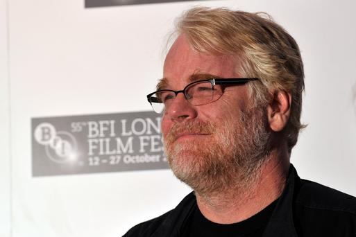 "ctor Philip Seymour Hoffman attends ""The Ides of March"" photocall during the 55th BFI London Film Festival at the Odeon West End on October 19, 2011 in London, England. (Photo by Gareth Cattermole/Getty Images For The BFI)"