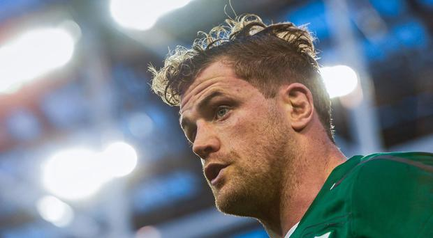 Jamie Heaslip has missed just one Six Nations game since making his international debut