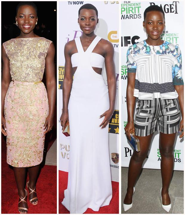 This last year has undoubtedly made Lupita Nyong'o one of Hollywood's best dressed stars