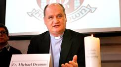 Fr Michael Drumm, chairperson of the Catholic Schools Partnership