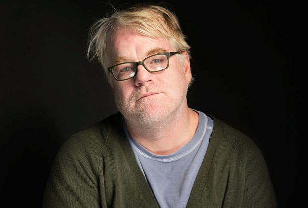 Phillip Seymour Hoffman in one of the last know photos, taken on January 19 during the Sundance Film Festival in Park City, Utah. Photo by Victoria Will/Invision/AP