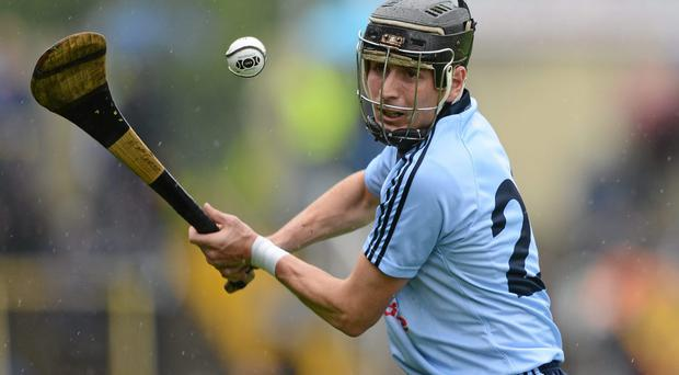 Former Dublin All Star Alan McCrabbe hopes to make his hurling return against Offaly next weekend