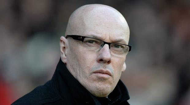 Brian McDermott has returned to Championship side Reading for a second stint as manager.