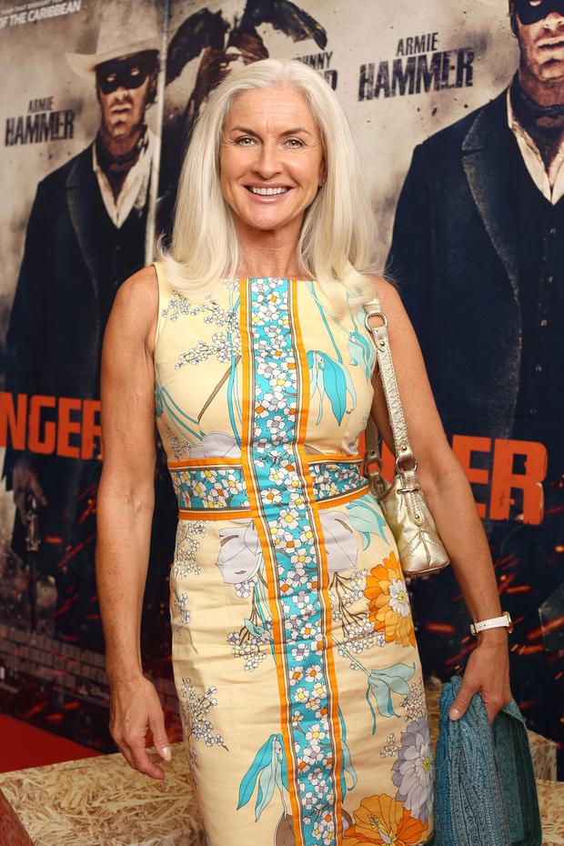 Olivia Tracey pictured at the Irish Premiere of 'The Lone Ranger' at the Savoy Cinema Dublin. Photo: Anthony Woods