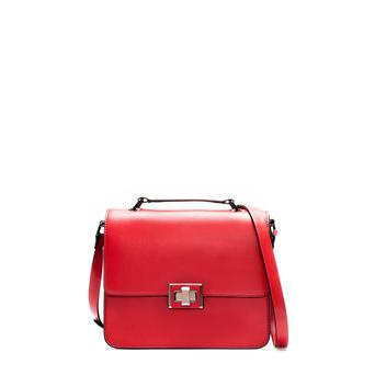 Crossover body bag with buckle, €49.95 at Zara