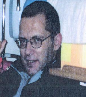 Patrick Bruton (47) was last seen on January 31