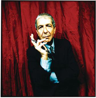 Leonard Cohen: 'There is a crack in everything. That's how the light gets in'.