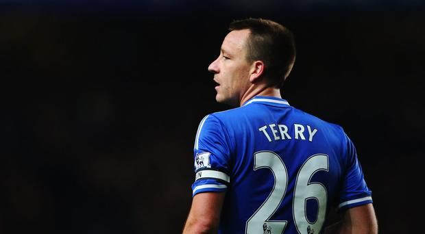 John Terry has been in great form for Chelsea this season