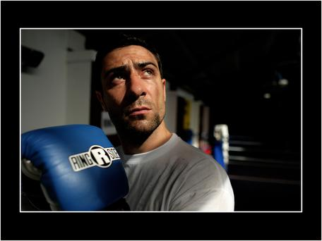 Kenny Egan is considering his political options