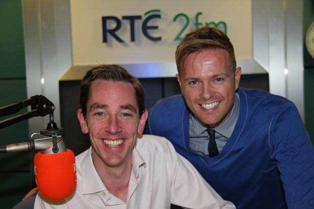 Nicky Byrne has previously stood in for Ryan Tubridy on 2fm