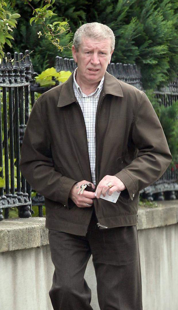 Eamon Kelly pictured in 2010