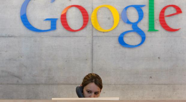 The search engine revealed the gender and racial makeup of its 50,000-strong workforce