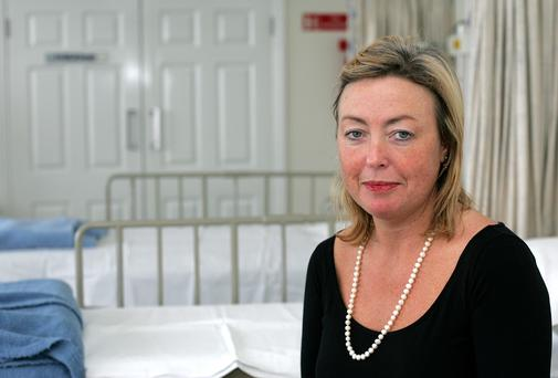 Dr Martine Millett-Johnston of the Kilkenny Clinic. Picture: Dylan Vaughan