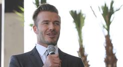 David Beckham has promised to bring the world's top players to Miami