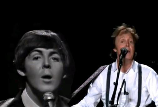 Yesterday and today: Paul McCartney