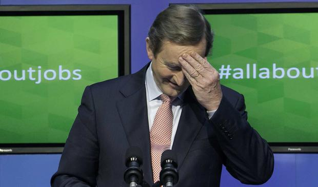 Taoiseach Enda Kenny. Photo: Collins
