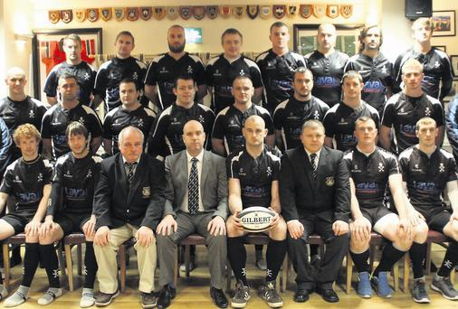 members of Cobh Pirates J1 squad