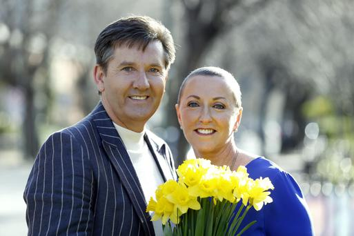 Daniel and Majella O'Donnell