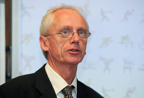 John Treacy, chief executive of the Irish Sports Council