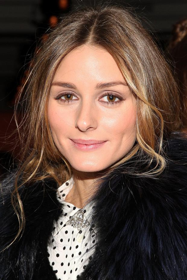 NEW YORK, NY - FEBRUARY 07: Olivia Palermo attends Peter Som at MADE Fashion Week Fall 2014 at Milk Studios on February 7, 2014 in New York City. (Photo by Mireya Acierto/Getty Images)