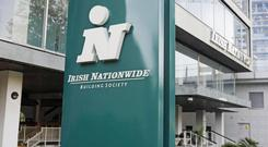 The former Irish Nationwide headquarters in Dublin