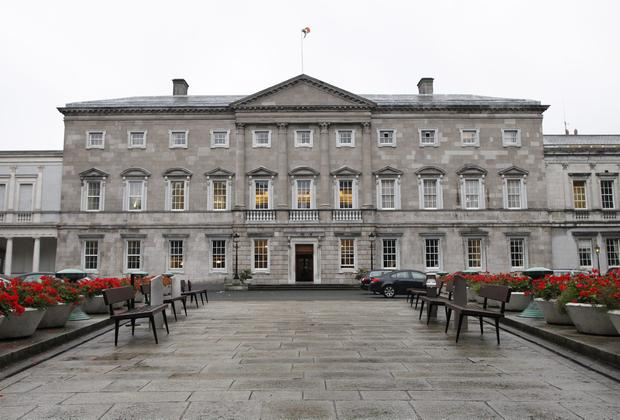 Leinster House: The State will argue it has democratic legitimacy but really what we have is power sustained by clientelism and inheritance