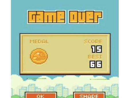 Game Over: Flappy Bird creator said he plans to take the game offline