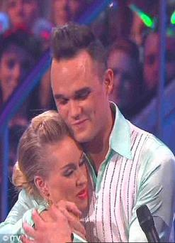 Gareth Gates latest celebrity to exit 'Dancing on Ice'
