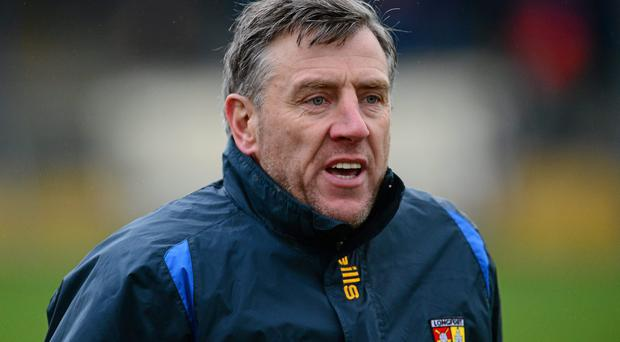 Liam Sheedy, Longford manager