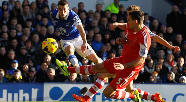 Seamus Coleman has been hailed by Everton manager Roberto Martinez as one of the best full-backs in the world