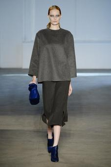 Culottes featured heavily at Derek Lam for New York Fashion Week