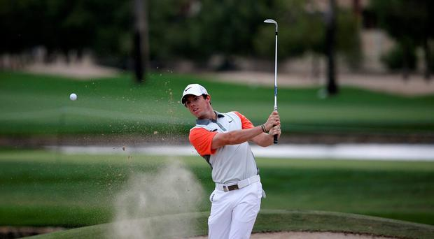 Rory McIlroy is as likely to engage his fans online as across the ropes on the fairways