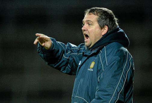 Claire hurling manager Davy Fitzgerald has predicted relegation trouble for his side