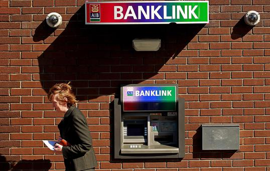 Customers are resorting to using ATMs less frequently to avoid bank charges
