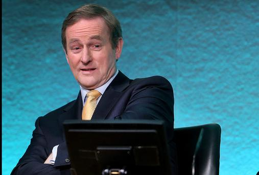 Enda Kenny's government is drifting back into the mire of the coalition politics of the past.