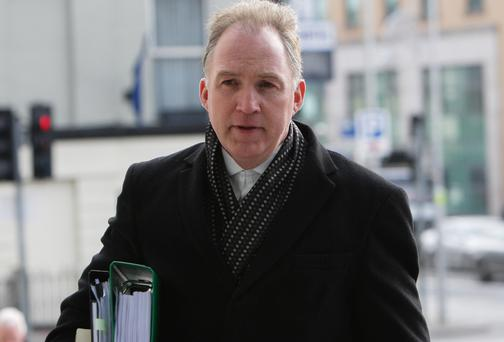 Brendan Grehan SC, council for Patrick Whelan, one of the accused men