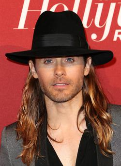 Actor Jared Leto attends The Hollywood Reporter's Annual Nominees Night Party at Spago on February 10, 2014 in Beverly Hills, California