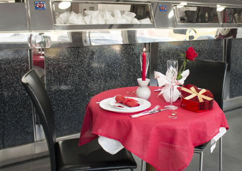 Couples can book a romantic candlelit dinner for two in Macaris Takeaway in Glasnevin and enjoy the Italian cuisine on offer
