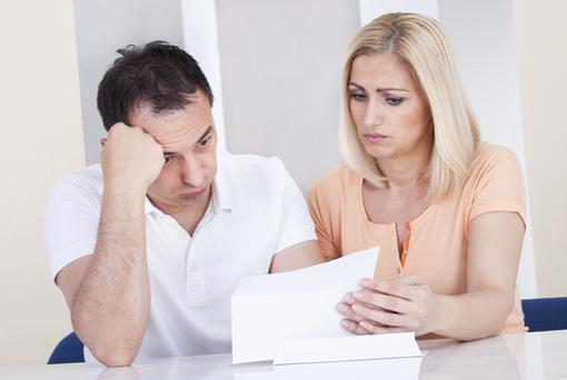 The newly created Insolvency Service of Ireland (ISI) expects a huge surge in the number of people declaring bankruptcy. Picture posed: Thinkstock