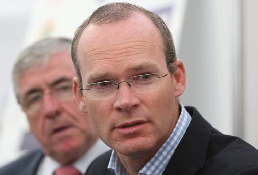 Simon Coveney: wants to see 'what works and what doesn't'. Photo: Damien Eagers