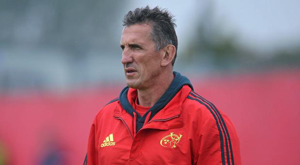 Rob Penny will no longer be coach of Munster at the end of the season